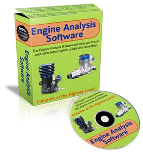 Nitro Engines Tuning Software